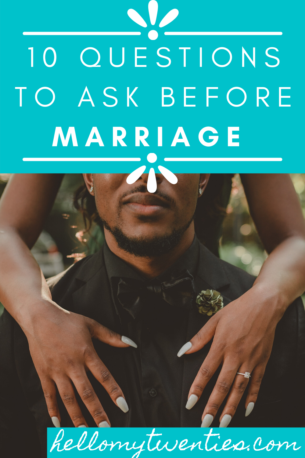 10 Questions to ask before marriage